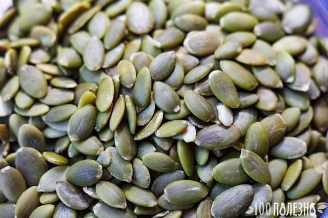 Польза тыквенных семечек для потенции