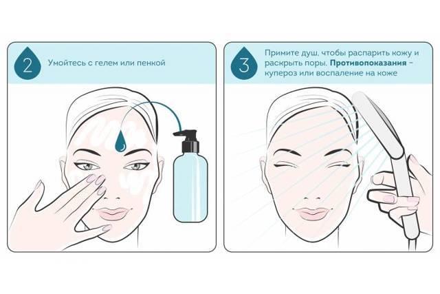 Как правильно распарить лицо перед маской для максимального эффекта