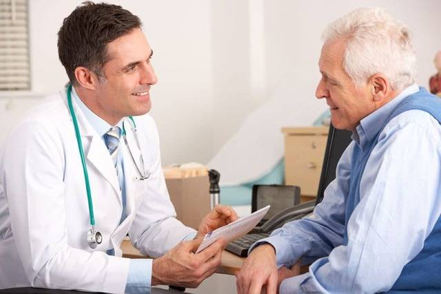 Киста простаты и методы лечения