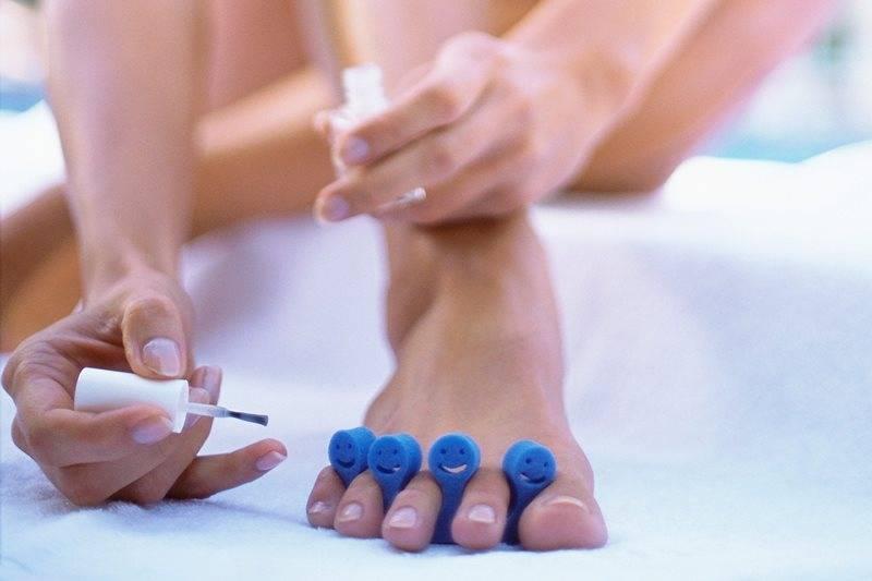 Лак от грибка ногтей: список лучших препаратов