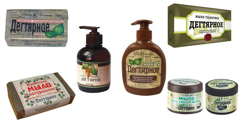 Польза и вред дегтярного мыла для кожи и волос – узнай всю правду!