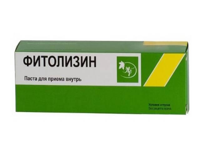 Можно ли принимать фитолизин при аденоме простаты