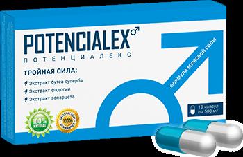Препарат для усиления потенции потенциалекс (potencialex) отзывы