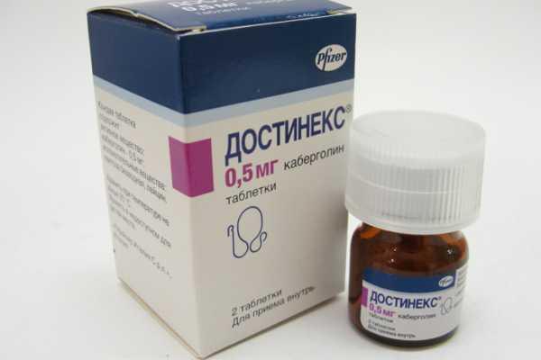 Акне при повышенном пролактине