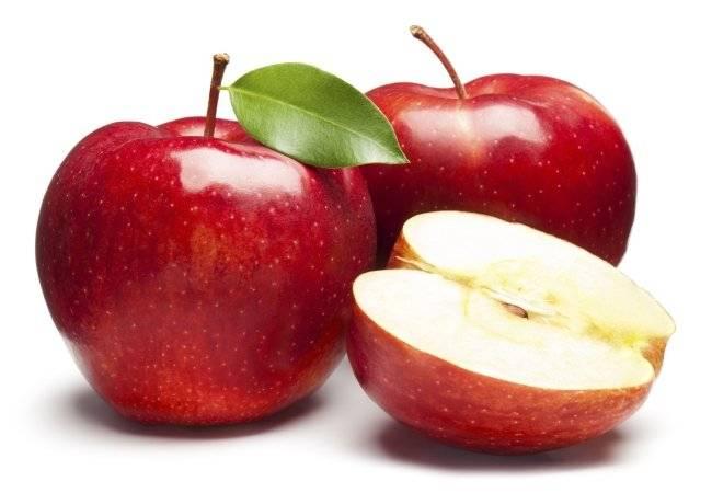 Как делать маски из яблок для лица