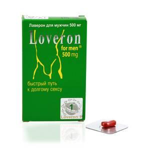 Применение препарата лаверон для улучшения эректильной функции