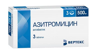 Как принимать азитромицин при зппп
