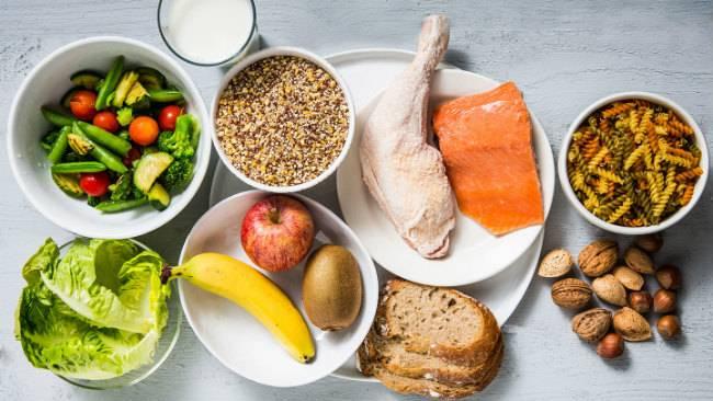 Правильное питание для мужчин разных возрастов: рацион в 30, 40, 50 лет
