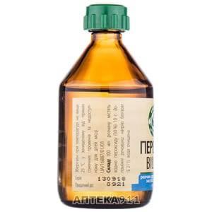 Лечение перекисью водорода папиллом