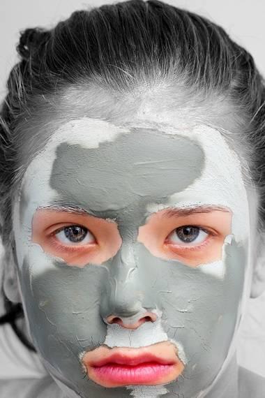 Домашние маски для лица с косметической глиной