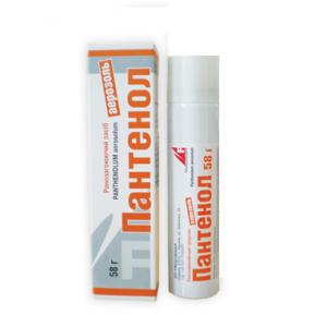 Пантенол спрей от ожогов: инструкция, применение аэрозоля при солнечных ожогах