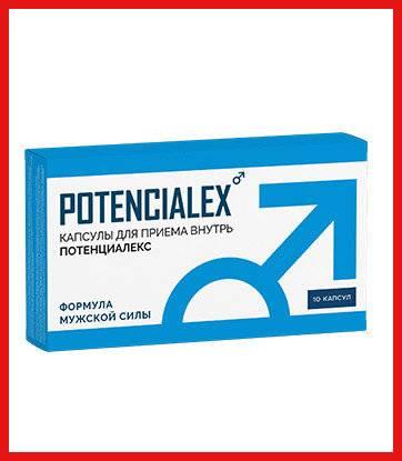 Potencialex: подробный обзор препарата, реальные отзывы мужчин