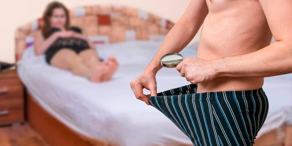 Увеличение члена в домашних условиях