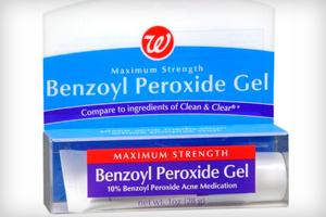 Пероксид бензоила - инструкция по применению для лечения прыщей, механизм действия, аналоги и цена
