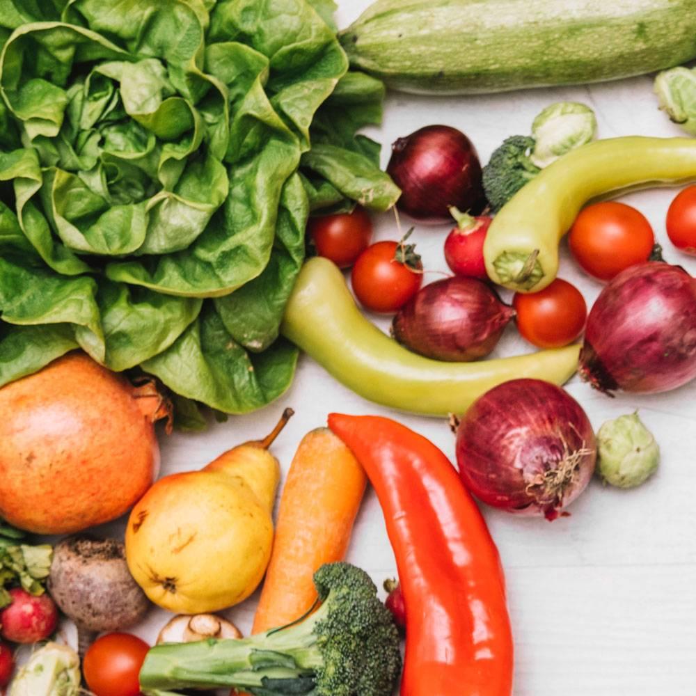 Диета и правила питания про меланоме