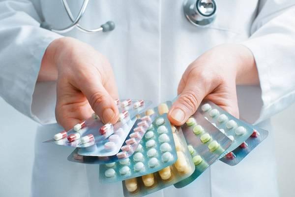 Антибиотики при простатите у мужчин список цена