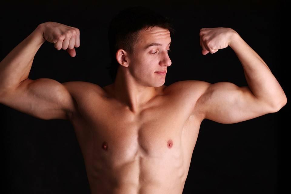 Сказочка про тестостерон