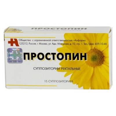 Обзор эффективных аналогов лекарства простопин