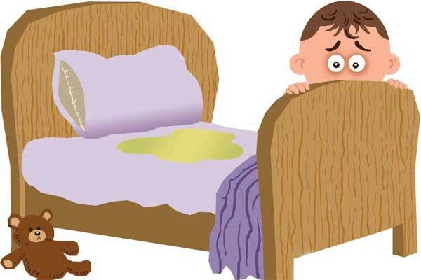 Лечение энуреза у детей народными средствами