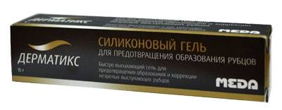 Крема/мази от рубцов от прыщей на лице