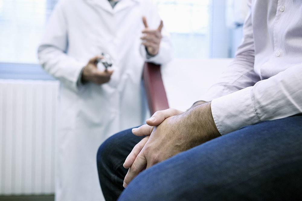 К какому врачу идти с простатитом