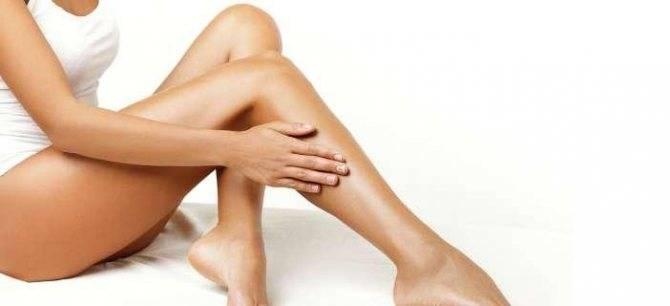 Много красных точек на ногах. как избавиться от красных точек на ногах после бритья