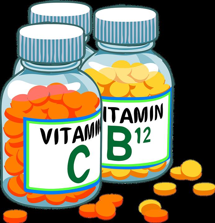 Прыщи на лбу причина витамины