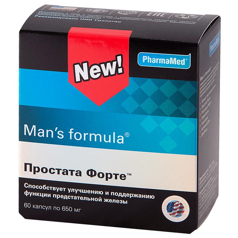 «простата форте»: эффективное лечение и профилактика простатита