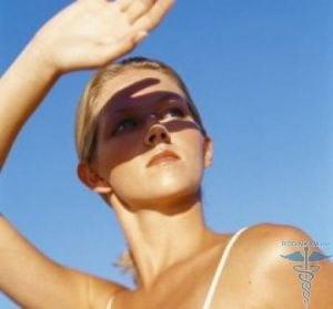 аллергия на ультрафиолет симптомы лечение