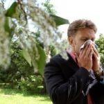 аллергия в сентябре