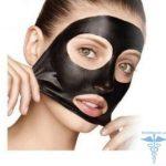 маска из активированного угля от прыщей