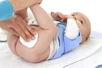 Пеленочный дерматит у грудничков: причины, симптомы и лечение