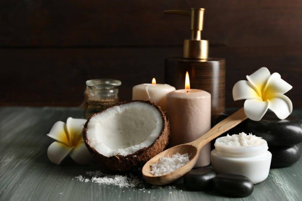 Свойства кокосового масла для лица