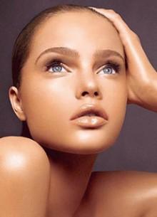 Макияж в романтическом стиле –тени и другая декоративная косметика
