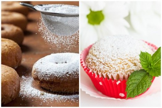 Как еще используют сахарную пудру?