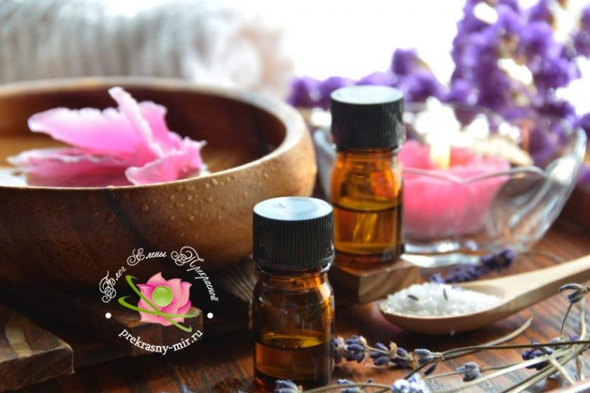 Как использовать эфирные масла в бытовых целях