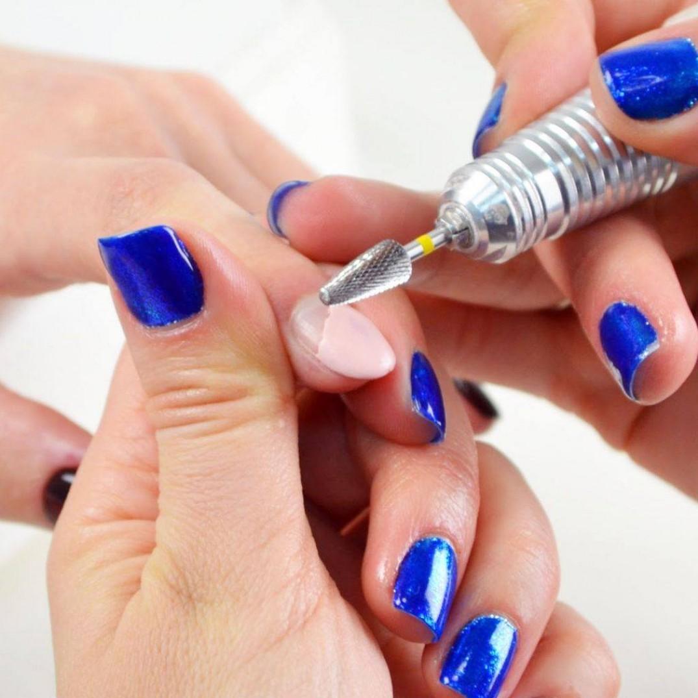 Как снять нарощенные ногти гелем в домашних условиях