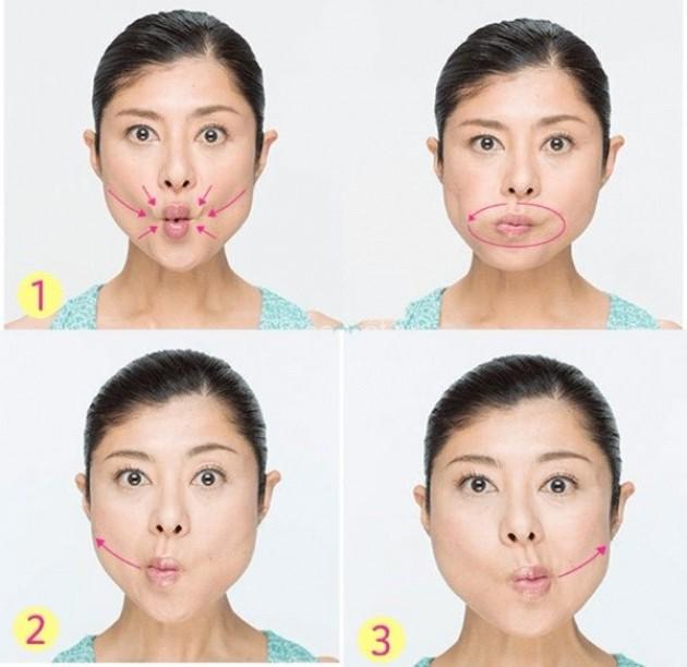 Причины образования носогубных морщин