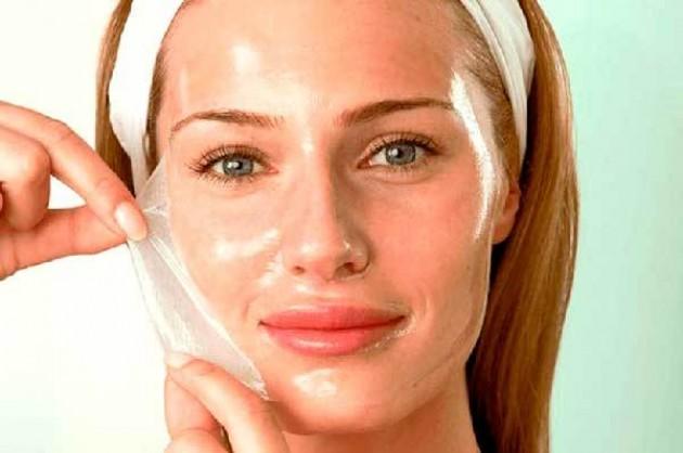 Подтягивающая маска из желатина для лица: мощный рецепт