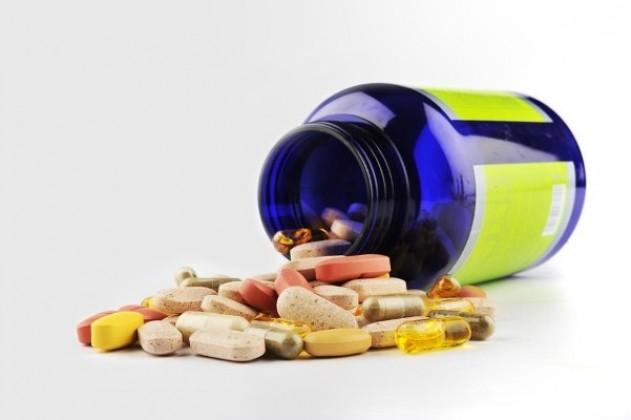Витаминные элементы против акне