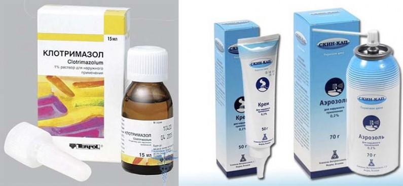 Чем лечить микроспорию у человека?