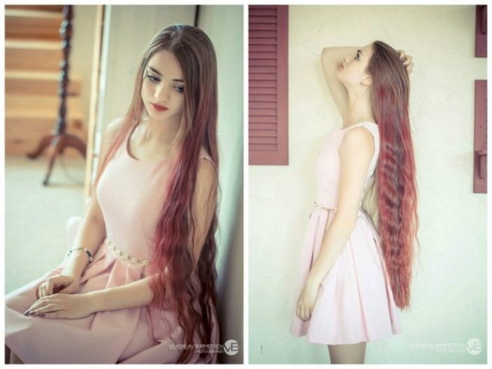 У Вас какая длина волос? За сколько времени Вы отрастили длинные волосы?