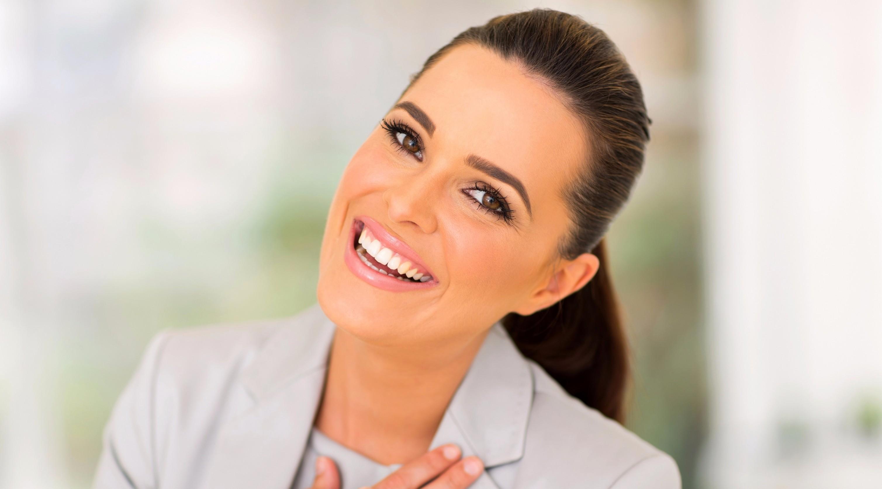 Принципы делового макияжа