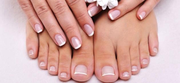 Лечение грибка ногтей (микоза).