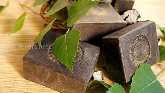В каких целях садоводы используют дегтярное мыло