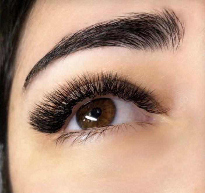 Эффекты наращивания ресниц для определенной формы глаз