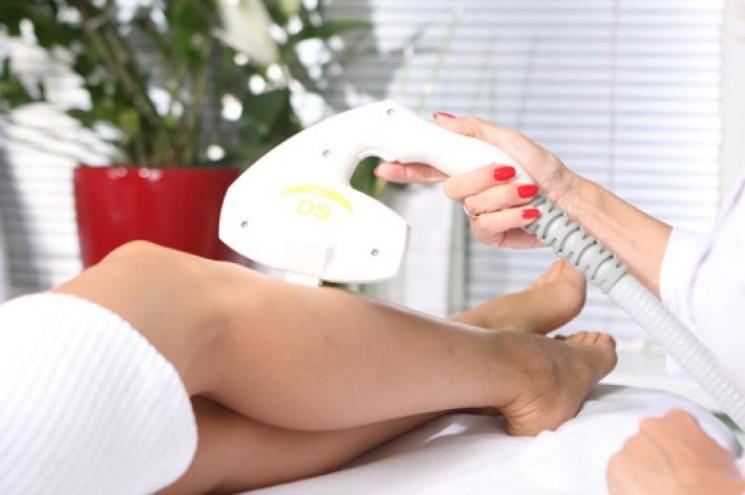 Удаление волос в современных косметических салонах