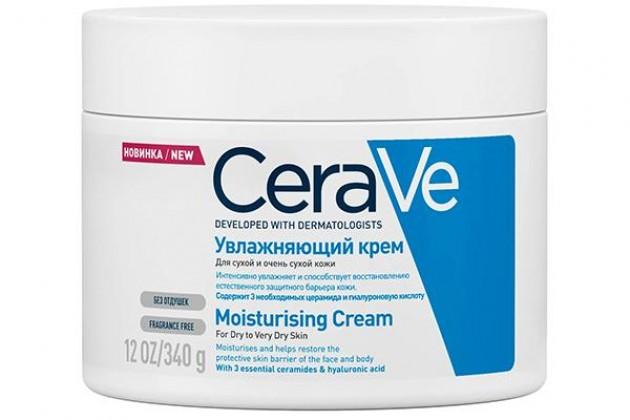 Лучшие увлажняющие кремы для сухой и чувствительной кожи лица