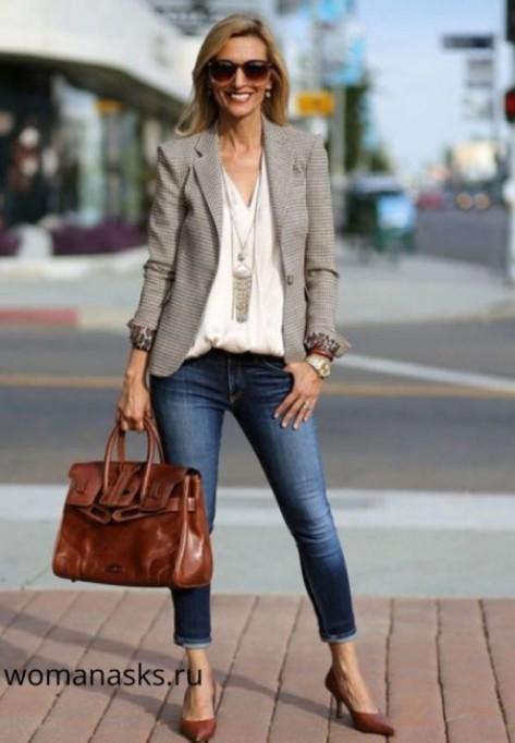 Как одеваться, чтобы выглядеть моложе?