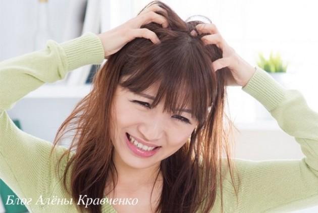 Перхоть, зуд кожи головы, выпадение волос, шелушение, покраснение — причины, что делать?